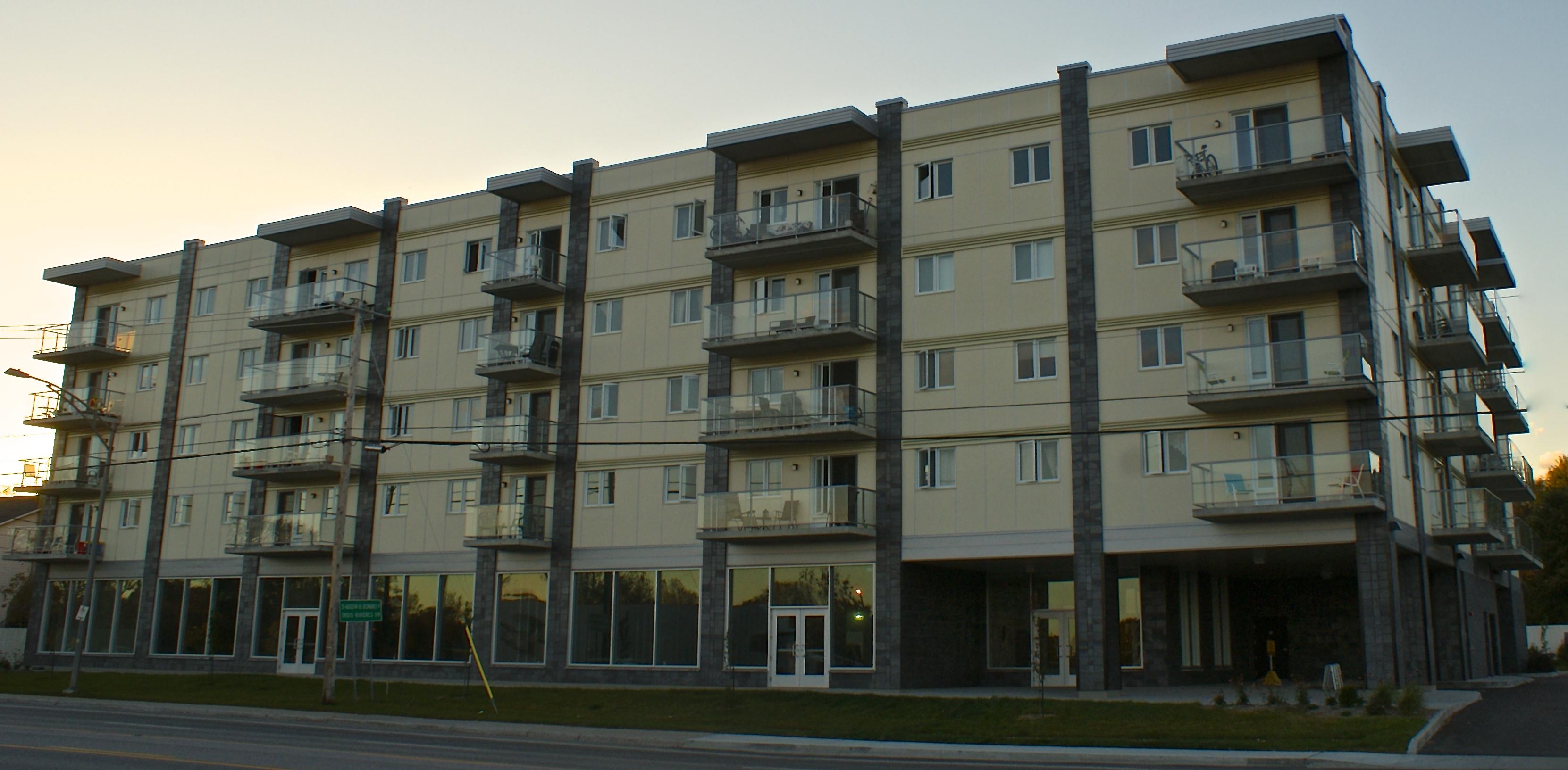5 1/2 - Habitation Hamel